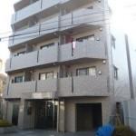 5階建て分譲賃貸マンション(外観)