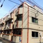 吉祥寺駅に近い賃貸マンション(外観)