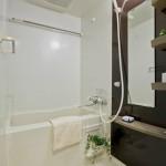 清潔感のあるバスルーム(風呂)