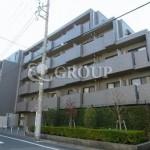 東急多摩川線の武蔵新田駅は徒歩6分!(外観)
