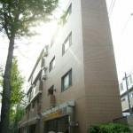 桜新町駅より徒歩8分の場所に立地!(外観)