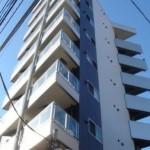 駅近徒歩2分に立地する賃貸マンション(外観)