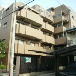 世田谷線の駒沢大学駅から徒歩8分!(外観)