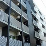 鉄筋コンクリート造7階建ての賃貸マンション(外観)