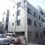 駅近徒歩4分の賃貸マンション(外観)