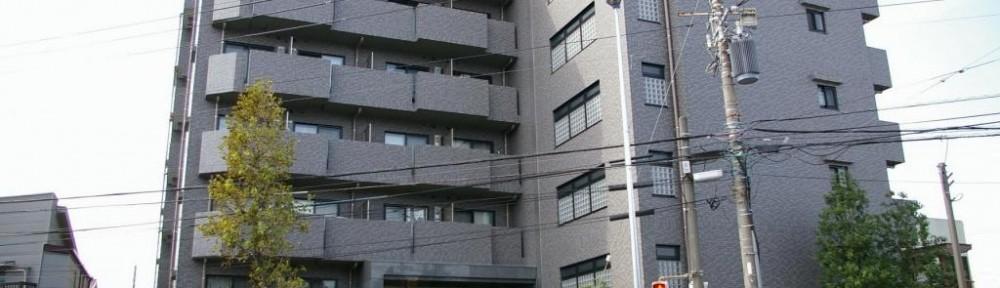 ルーブル川崎中丸子外観