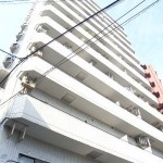 中目黒駅は歩いて4分!(外観)