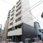 キレイな新築賃貸マンション(外観)