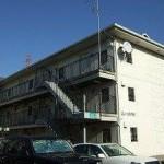 3階建ての賃貸マンション(外観)