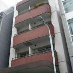 渋谷駅に近い人気の分譲賃貸マンション(外観)
