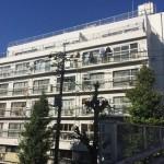 中目黒駅より徒歩10分!(外観)