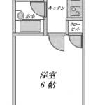 人気の高いバス・トイレ別の間取り!(間取)