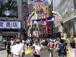 shibuyaセンター街